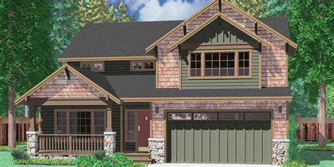 northwest house plans northwest house plan with craftsman touches 8134lb