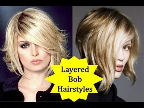 20 beautiful layered bob hairstyles how to style layered