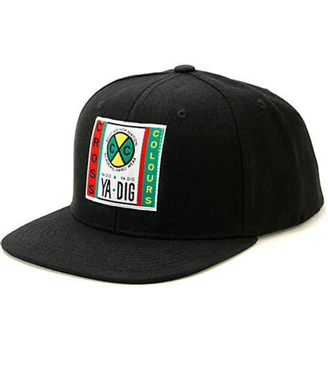cross colors hat cross colours high crown snapback hat at zumiez pdp