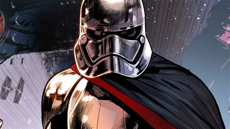 Converge Wars Captain Phasma why wars needs complex characters in different roles den of