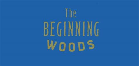the beginning woods books the beginning woods by malcolm mcneill book review