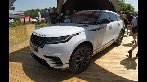 range rover velar white land rover range rover velar 250 r dynamic se yulong white