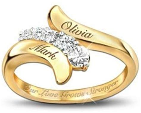 33 best Diamond Promise Rings for Couples in Love images