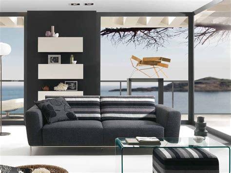 Living Room Minimalist by Simple Black Sofa For Minimalist Living Room Minimalist