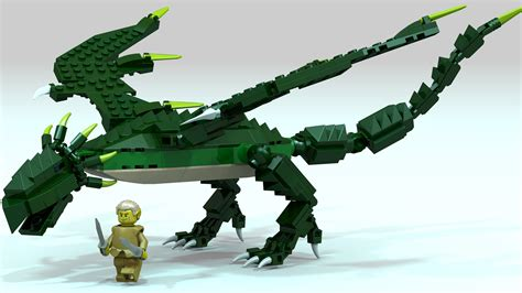 lego dragon tutorial how to build a lego dragon 4 easy tutorials kitty baby