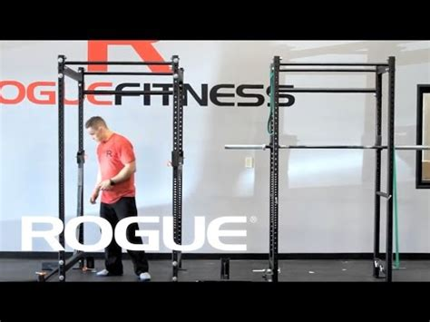 Rogue R4 Power Rack Review by Rogue R 3 Power Rack Weight Crossfit