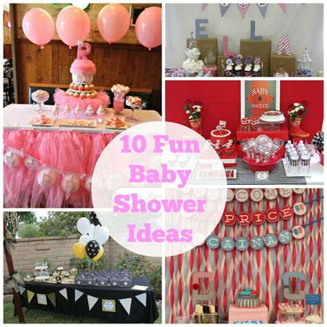 ideas for baby shower for a 10 baby shower ideas dimple prints