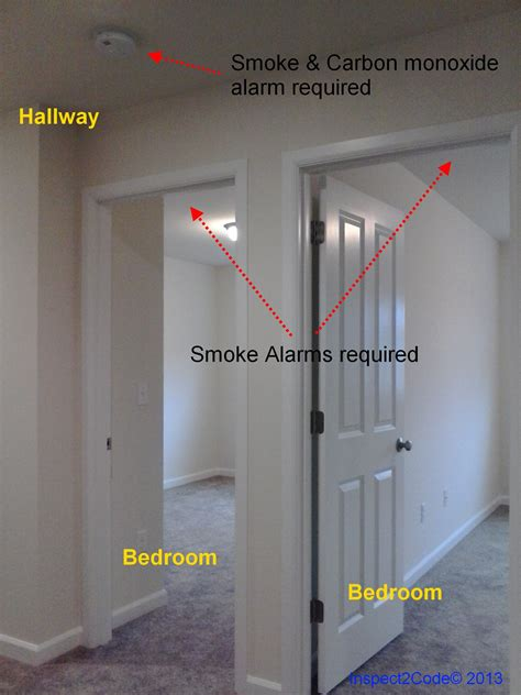 Where To Place A Smoke Detector In A Bedroom by Where To Place Smoke Detectors In Bedroom