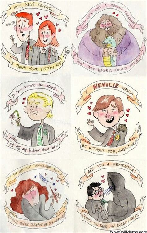 harry potter valentines harry potter