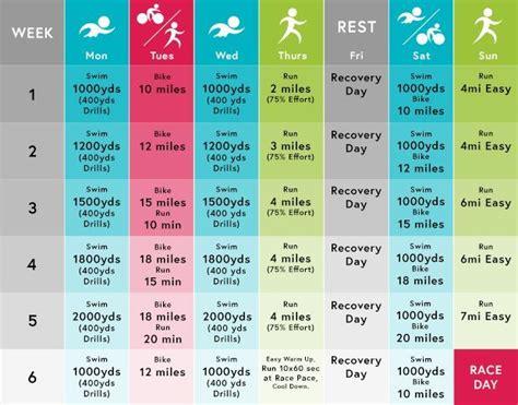 triathlon calendar template a beginner s guide to triathlon obstacle course