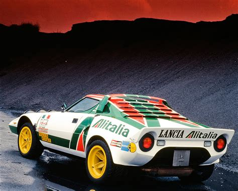 Lancia Stratos Hf 1971 Lancia Stratos Hf Related Infomation Specifications