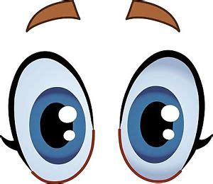 imagenes de ojos tristes animados eyes cartoon fun eyeballs car eyes sticker decal graphic