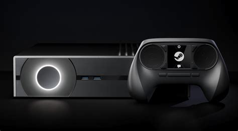 steam machine console we play with the steam machine valve s console of