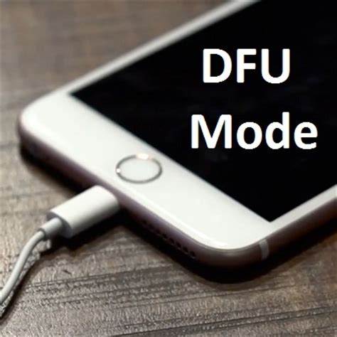 how to bring iphone 7 and iphone 7 plus into dfu mode iphonetricks org