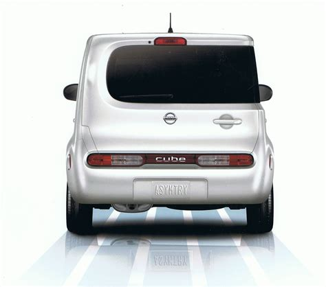 cube cars white review 2009 nissan cube s is unbalanced in a good way
