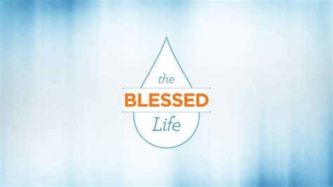 Make Plan the blessed life series thrive church