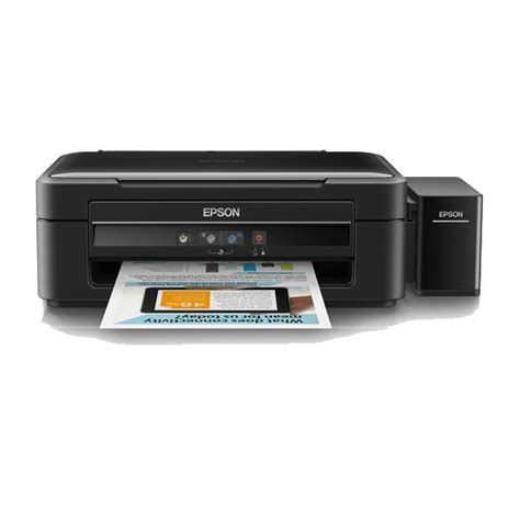 Printer Epson L360 Bhinneka epson l360 ink tank system all in one printer print copy