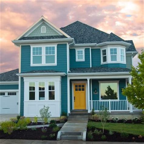 colour for home teal house on pinterest light blue houses kitchen