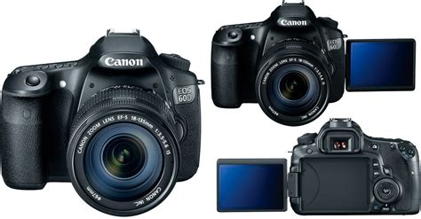 Nego Canon Eos 60d Kit Iii canon eos 60d ef s 18 135mm is kit