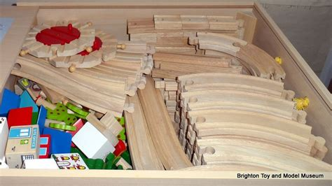brio compatible train sets frank hornby week children s play day the brighton toy