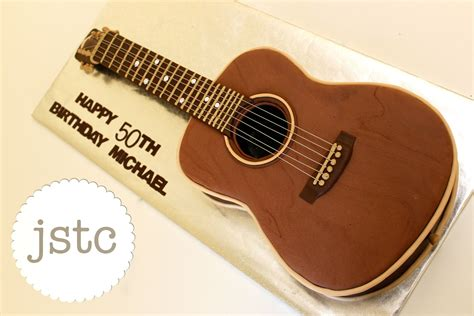 acoustic guitar cake template guitar cake template cake ideas and designs
