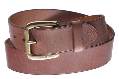 polo ralph s light brown belt ebay