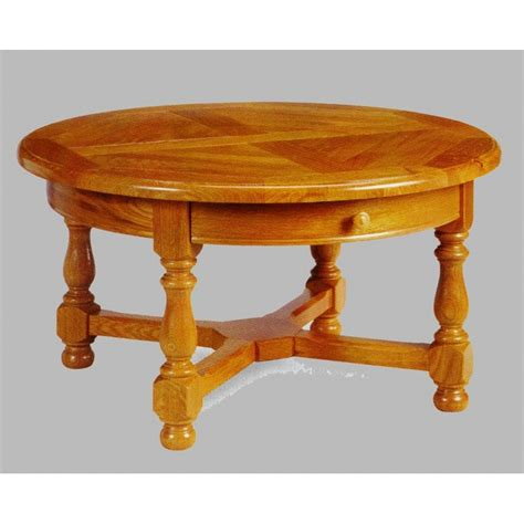 Table Ronde De Salon