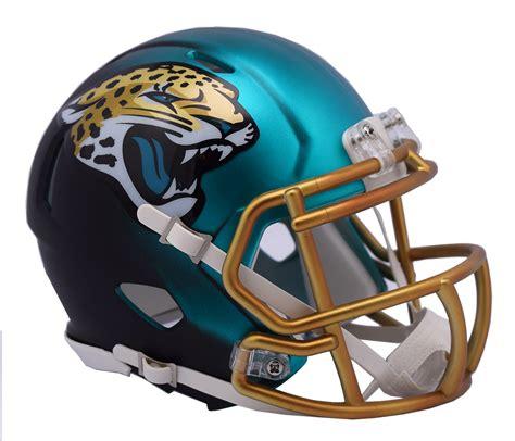 jacksonville jaguars blaze alternate speed riddell mini