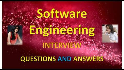 software engineering interview question  answers youtube