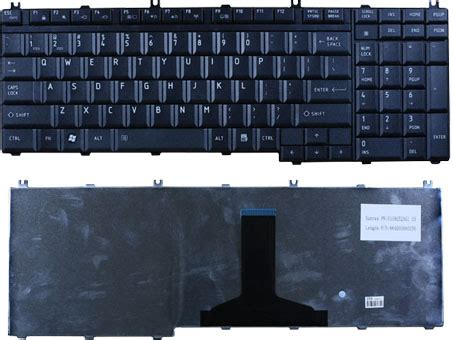 high quality toshiba 4h.n9201.061 laptop keyboard for