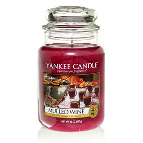 S Day Yankee Candle Mulled Wine Yankee Candle Of The Day Andy S Yankees