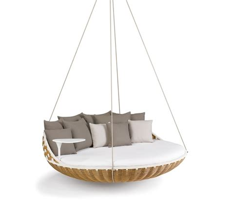 dedon swing dedon swingrest hanging lounger