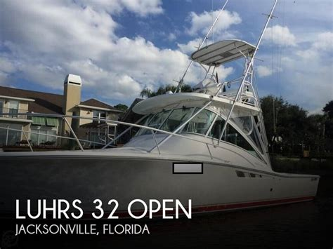 luhrs boats for sale florida luhrs 32 open boats for sale boats