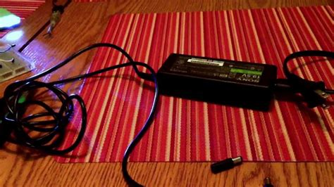 how to make laptop charger work diy how to fix a broken laptop charger