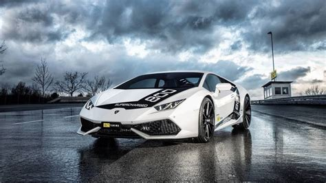 Supercharged Lamborghini Aventador by 794 Hp Supercharged Lamborghini Huracan Quicker Than