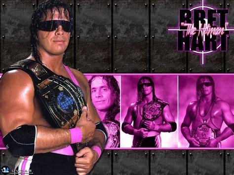 classic wwf wallpaper bret hart classic wwf professional wrestling wallpaper