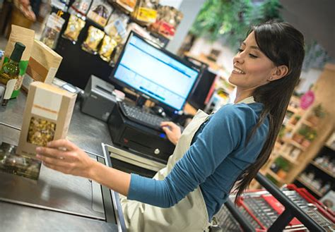 royalty free cashier pictures images and stock photos