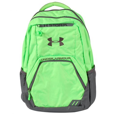 under armoir backpack under armour exeter backpack green