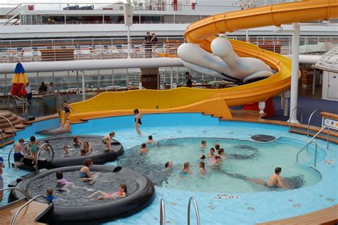 family pool on the disney wonder disney cruise line