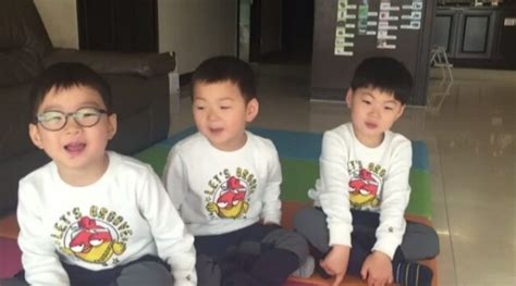 song triplets    daebak  adorable video message soompi