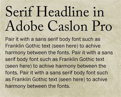 newspaper design font pick the right typefaces for your project design shack