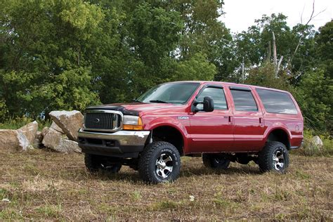 zone offroad 6 quot leaf springs lift kit 2000 2005 ford