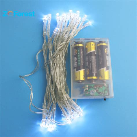 outdoor ls battery operated 3m battery operated fairy lights 2 colors christmas lights