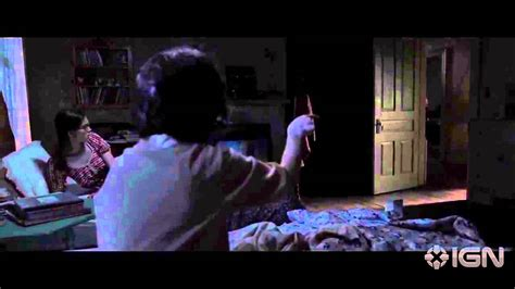 scary movie bedroom scene the conjuring quot i m trying to sleep quot clip youtube