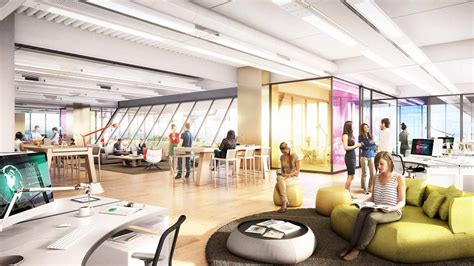 Home Interiors Inc by Gensler To Design Interiors Of The New Comcast Innovation