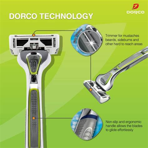 Dorco Pace 3 Three Razor Blade System Alat Cukur 3 Pisau 17 best ideas about pace for him on technology