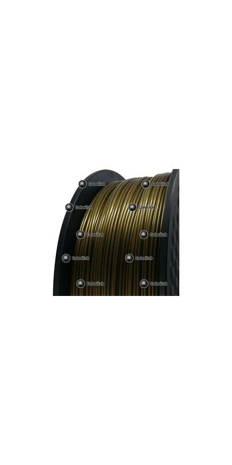 Filamen 3d Printer Filament Pla Lazurite Bronze 1 75mm 1 0 Kg 1 3d printer filament 1 75mm pla bronze 871c