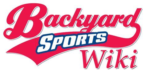 Backyard Sports Wiki Backyard Sports Wiki