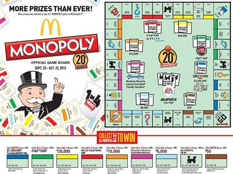 Mcdonalds Monopoly Sweepstakes - 2014 mcdonald s monopoly game is back playatmcd com sweepstakes fanatics