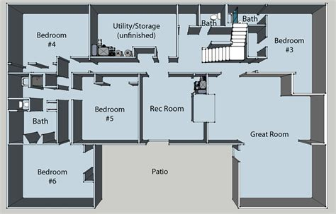 basement floor plan ideas basement floor plans pros and cons of choosing a home